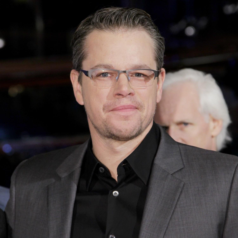 """É emocionante a descrição que Matt Damon faz da paternidade: """"Tudo é pleno. Tudo é simplesmente pleno o tempo todo"""". Ele é pai de Alexia, de 14 anos, Isabella, de 8, Gia, de 5, e Stella, 3. (Foto: Getty Images)"""