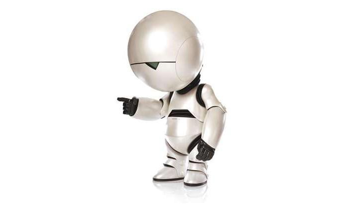Robô é 50 mil vezes mais inteligente que um humano (Foto: Divulgação)