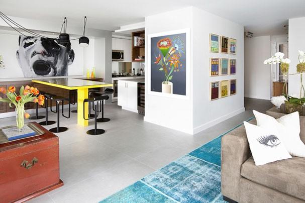 Apartamento midtown  (Foto: Costa Pigadas / divulgação  )