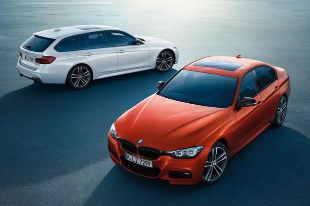 BMW Série 3 ganha novos pacotes visuais na Europa (Foto: Divulgação)
