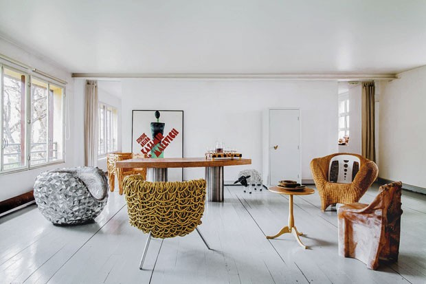 CV372 Casa Li Edelkoort Living (Foto: Fran Matthieu Salvaing)