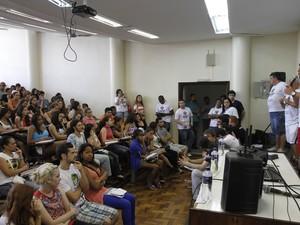 Curso tem 250 vagas abertas para estudantes de escolas públicas. (Foto: Ricardo Giusti/PMPA)