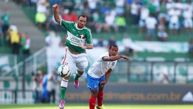 Palmeiras x Bahia (Foto: Marcos Ribolli)