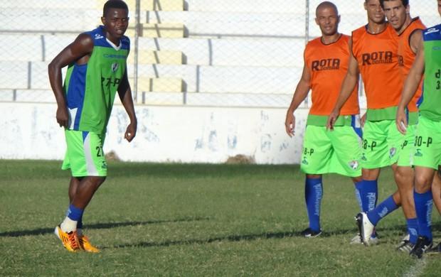 Yerien Richmind - Salgueiro (Foto: Lula Moraes)