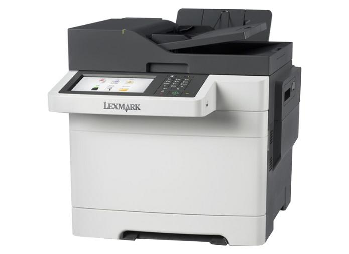 Multifuncional da Lexmark é ideal para escritórios (Foto: Divulgação)