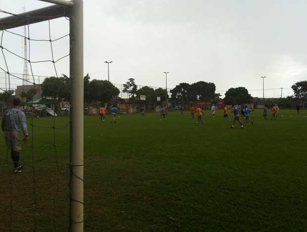 Uberaba Sport retorna aos treinos para última rodada do Campeonato Mineiro (Foto: Luiz Vieira/GLOBOESPORTE.COM)