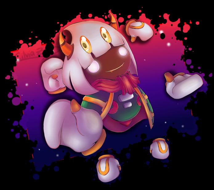 Taranza é o novo inimigo de Kirby em Triple Deluxe (Foto: Reprodução/DevianArt)