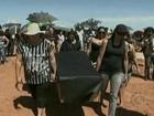 Agricultores de MT protestam contra decisão de devolver terras aos índios