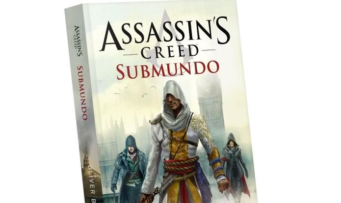 Assassins Creed Submundo inspirado em Syndicate (Foto: Divulgação/Galera Record)