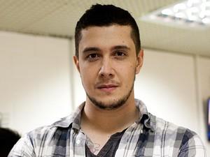Bruno Boncini (Foto: Dafne Bastos/ TV Globo)