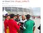 Imprensa mexicana acusa Tita de vender ingressos, mas brasileiro nega