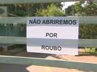 Alvo de furto, unidade de saúde de Ribeirão suspende atendimentos