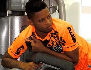 André, atacante do Atlético-MG (Foto: Fernando Martins)
