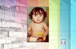 Veja fotos de infância de Otaviano Costa e Monica Iozzi