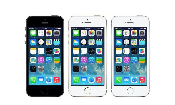 iPhone 5S teve redução de preço no Brasil após o lançamento do iPhone 6S (Foto: Divulgação/Apple)