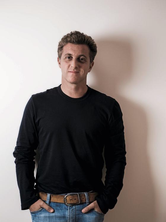 Luciano Huck,apresentador (Foto:  Adriano Vizoni/Folhapress)
