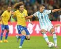 David Luiz não enfrenta o Japão e deve ser substituído por Gil