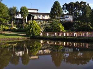 Spa Kurotel, em Gramado (Foto: Divulgação/Kurotel)