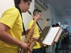 Projeto Guri oferece 596 vagas para cursos musicais em cidades da região