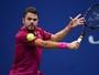 Embalado pelo título do US Open,  Wawrinka avança para final na Rússia