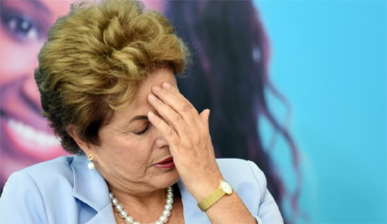 Dilma Rousseff (Foto: AFP)