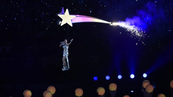 show katy perry super bowl 49 (Foto: Reuters)