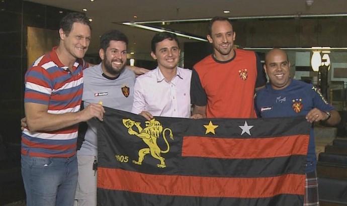 Maizena e Magão Sport (Foto: Reprodução)
