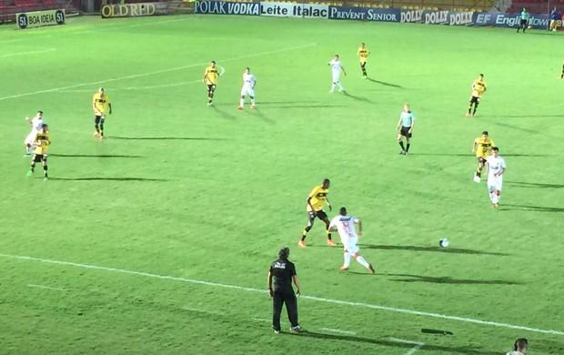 Audax x São Bernardo Campeonato Paulista 2015 (Foto: Mário Monteiro)