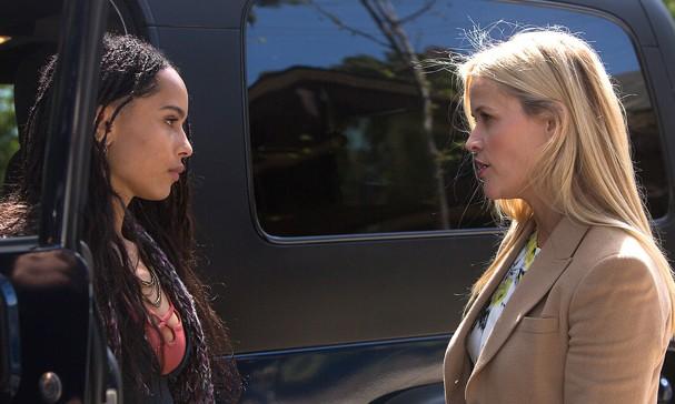 """Zoe Kravitz como a Bonnie de """"Big Little Lies"""" (Foto: Divulgação)"""