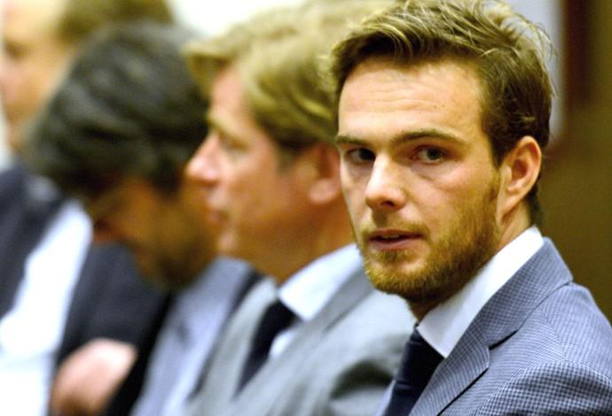 Julgamento Giedo van der Garde Sauber  (Foto: Agência Reutes)