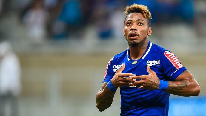 Marinho Cruzeiro x Atlético-PR (Foto: Washington Alves/Light Pres)