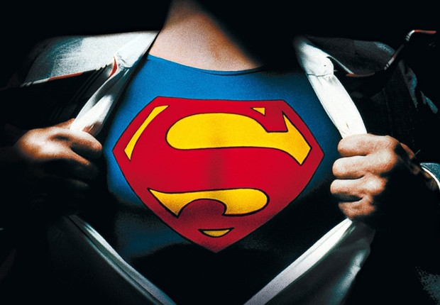Superman ; Super-Homem ; dupla identidade ;  (Foto: Reprodução/Facebook)