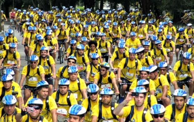 World Bike Tour São Paulo (Foto: Divulgação)