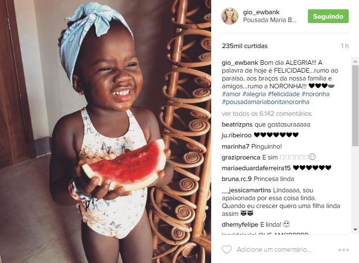 Comentários no post (Foto: Reprodução/Instagram)