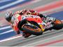 Márquez vence em Austin, mantém 100% na prova e esquenta a Moto GP