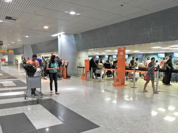 Infraero diz que nova fiscalização da Anac não gerou impacto em Manaus (Foto: Isis Capistrano/G1 AM)