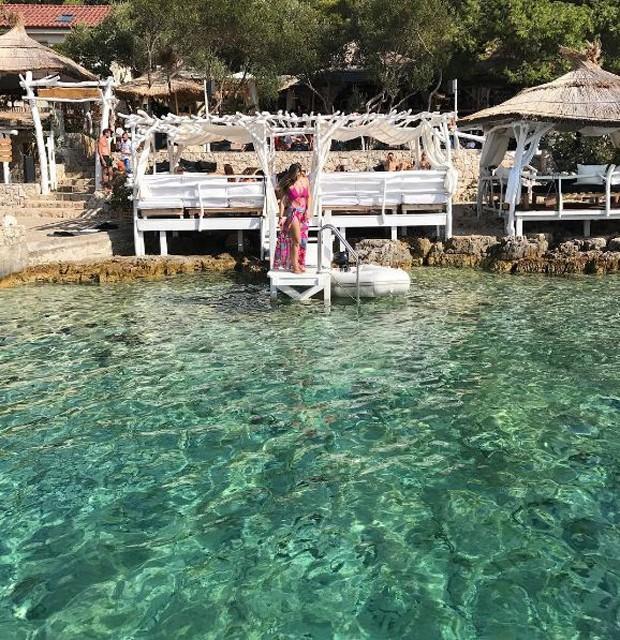 Ex-BBB Vivian Amrim na Croácia (Foto: Reprodução/Instagram)