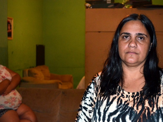 Vendedora denuncia casos de bullying em escola em Piracicaba (Foto: Fernanda Zanetti/G1)