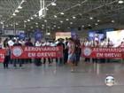 Pilotos e comissários afirmam que não vão parar durante o carnaval