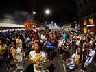 Descida da Borges leva escolas de samba ao Centro de Porto Alegre