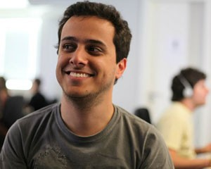 Lucas Franco, de 24 anos, criou o site 'Custo de Vida' durante suas férias em dezembro de 2011 (Foto: Arquivo pessoal)