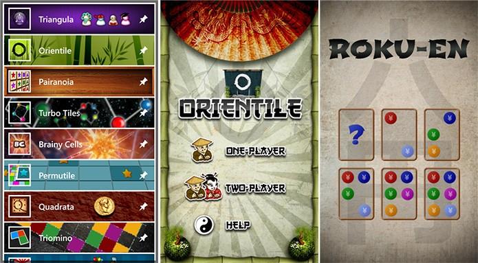 Beautiful Mind Games traz um conjunto de games que testam o raciocínio do jogador (Foto: Divulgação/Windows Phone Store)