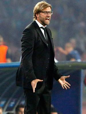 Jurgen Klopp Técnico Borussia Dortmund