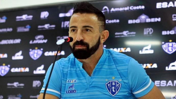 Leandro Cearense (Foto: Fernando Torres / Ascom Paysandu)