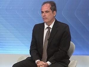 Marcus Túlio Nicolino diz que aguarda conclusão do inquérito policial para dar andamento ao processo judicialmente (Foto: Ronaldo Gomes/EPTV)