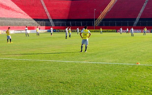 treino do vitória (Foto: Raphael Carneiro)