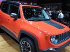 Veja detalhes do Jeep Renegade, confirmado pela Chrysler para o Brasil