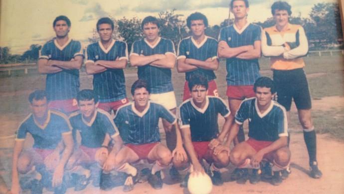 Ypiranga Esporte Clube, time da velha guarda de Porto Velho (Foto: Ypiranga Esporte Clube/ arquivo pessoal )