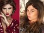 Julianne Trevisol alonga os cabelos e brinca com mudança de visual