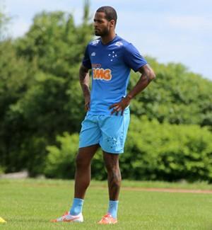 zagueiro Dedé Cruzeiro (Foto: Paulo Lopes / NCSG)